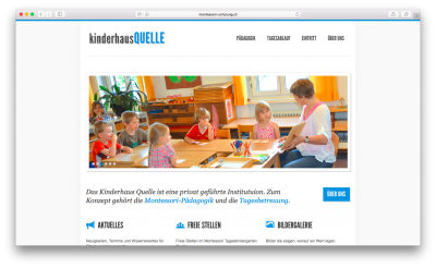 Montessori-Kinderhaus Quelle