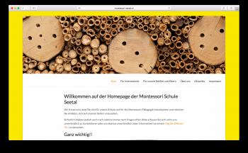 Montessori-Schule Seetal