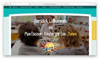 Montessori Kindergarten Sonne